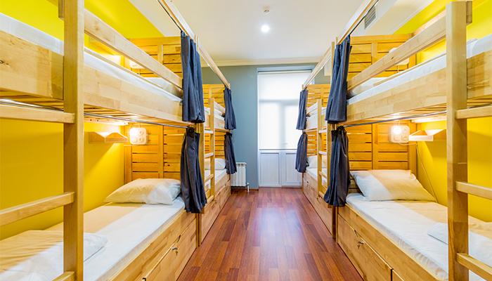 des résidences étudiantes